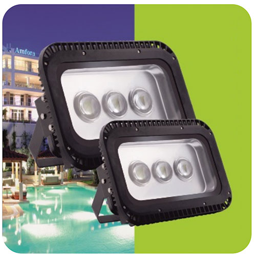 LED Flood Light - Servotech