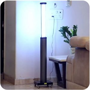 uvc disinfection product for hospital