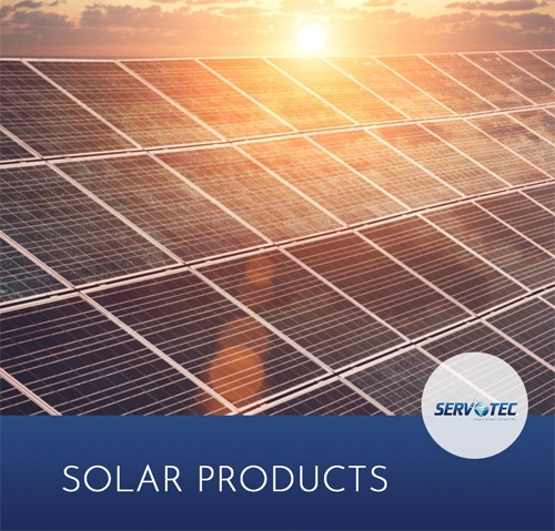 Buy Solar Products from Servotech