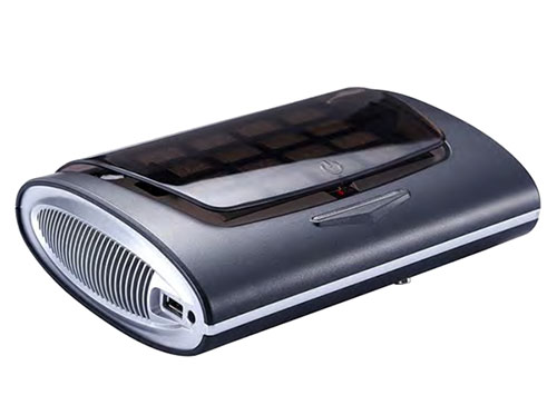 Car Air Purifier - Servotech Power