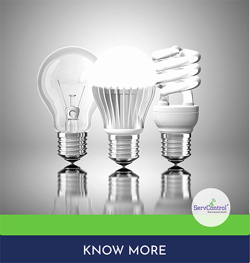 buy led bulbs by servotech