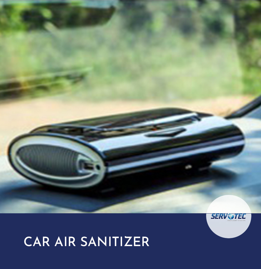 UVC Car Air Sanitizer