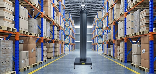 UVC Disinfection System - Warehouse